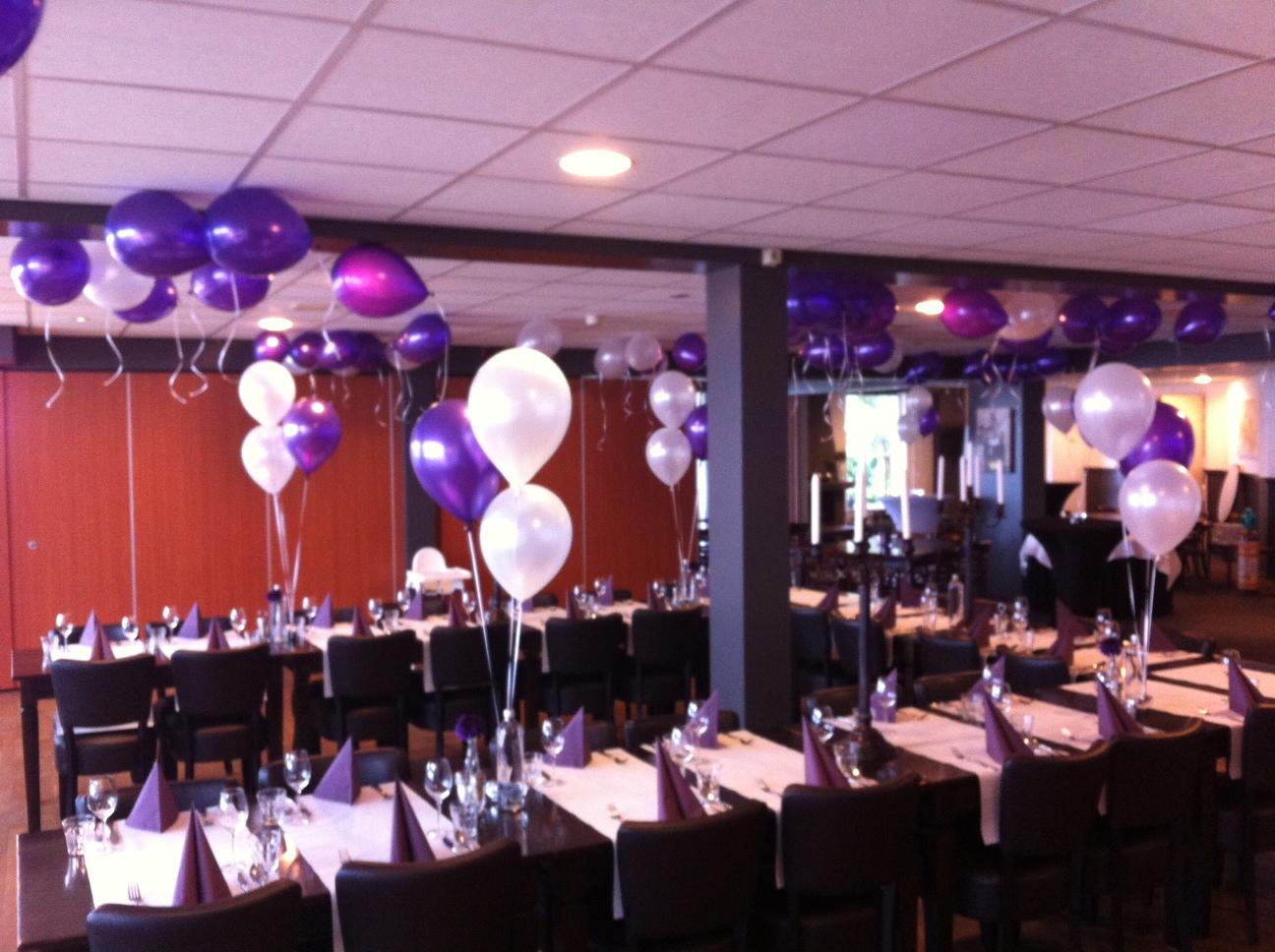 Hedendaags Ballondecoraties EX-09