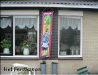 Sarah banner  40 x 180 cm