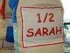 Abraham / Sarah standaard half