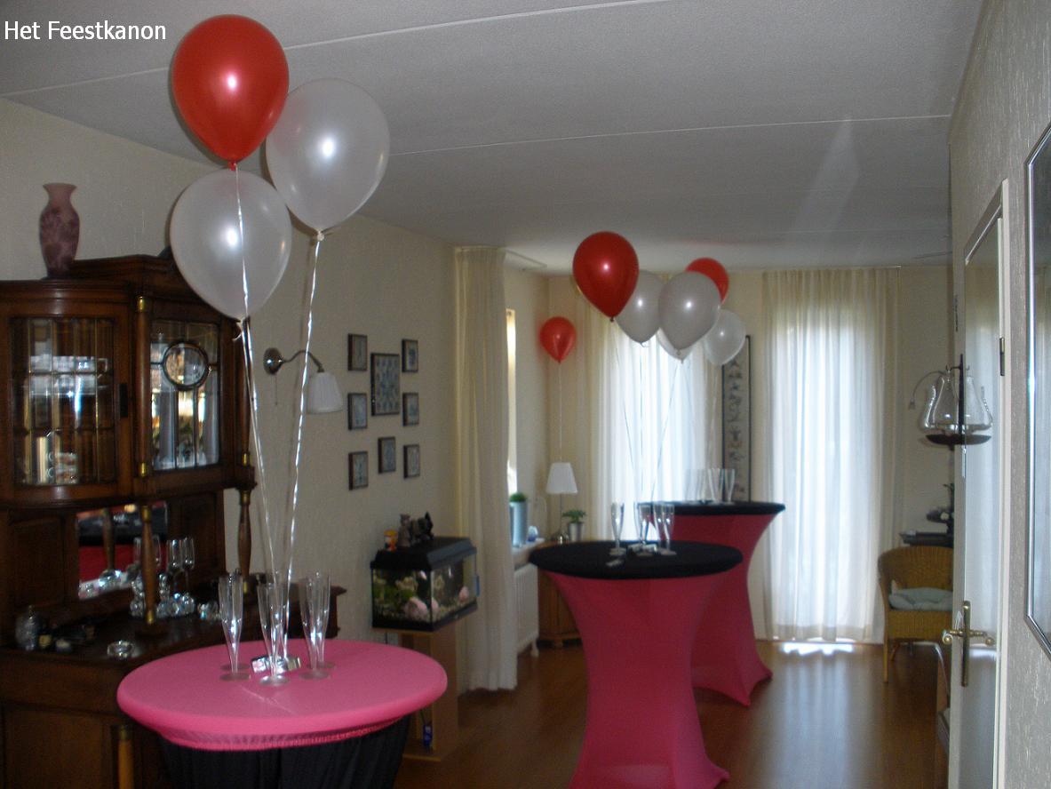 Ballondecoraties for Ballonnen versiering zelf maken